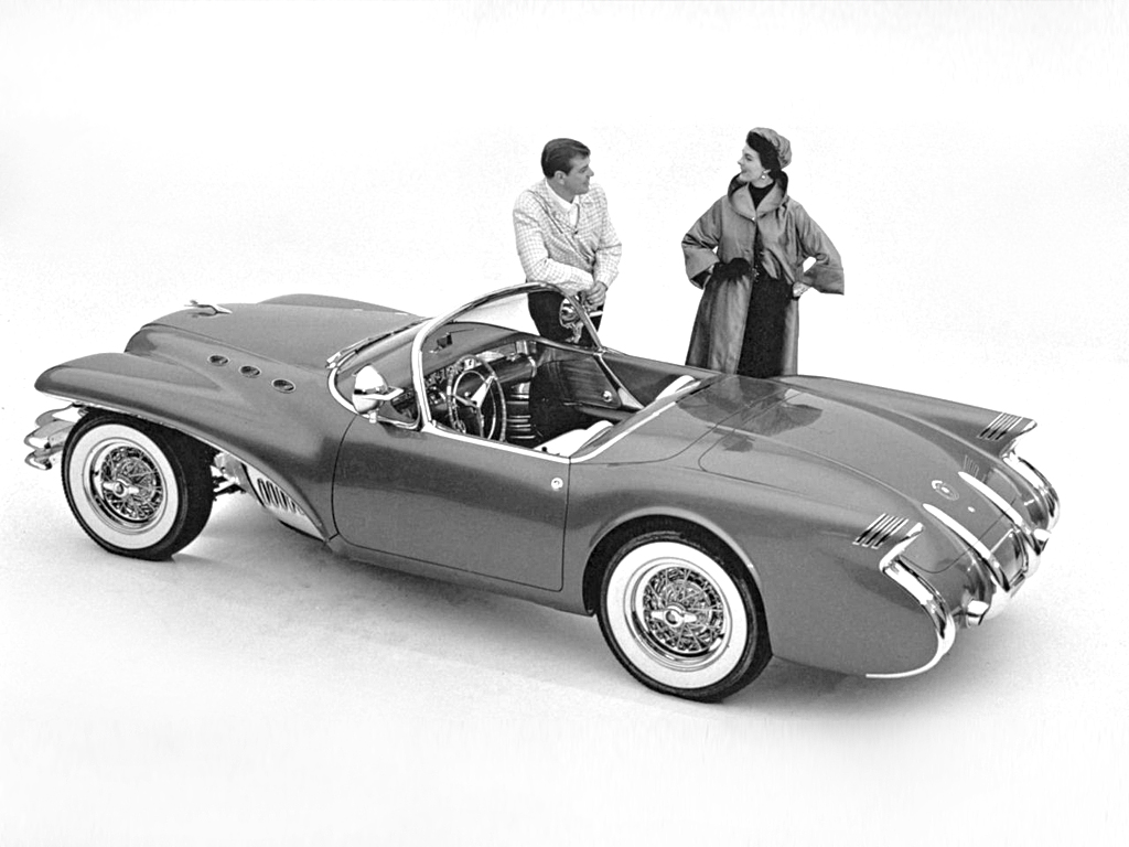 Buick Wildcat 1953 1955 Dream Cars Usautohistory