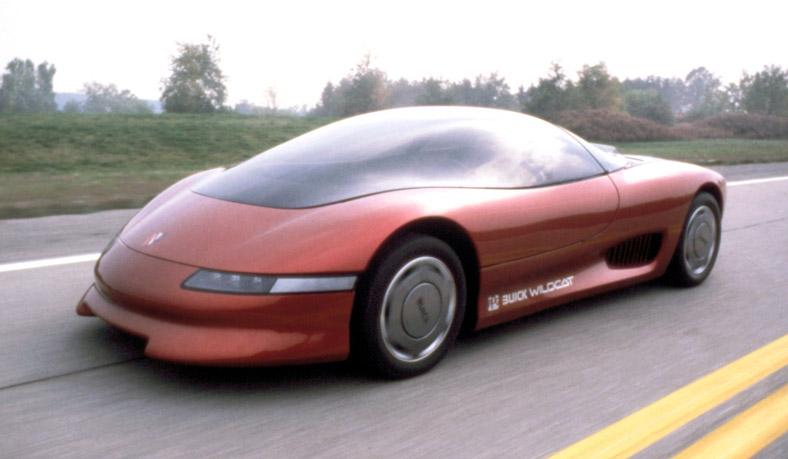 1985 Buick Wildcat Concept Usautohistory