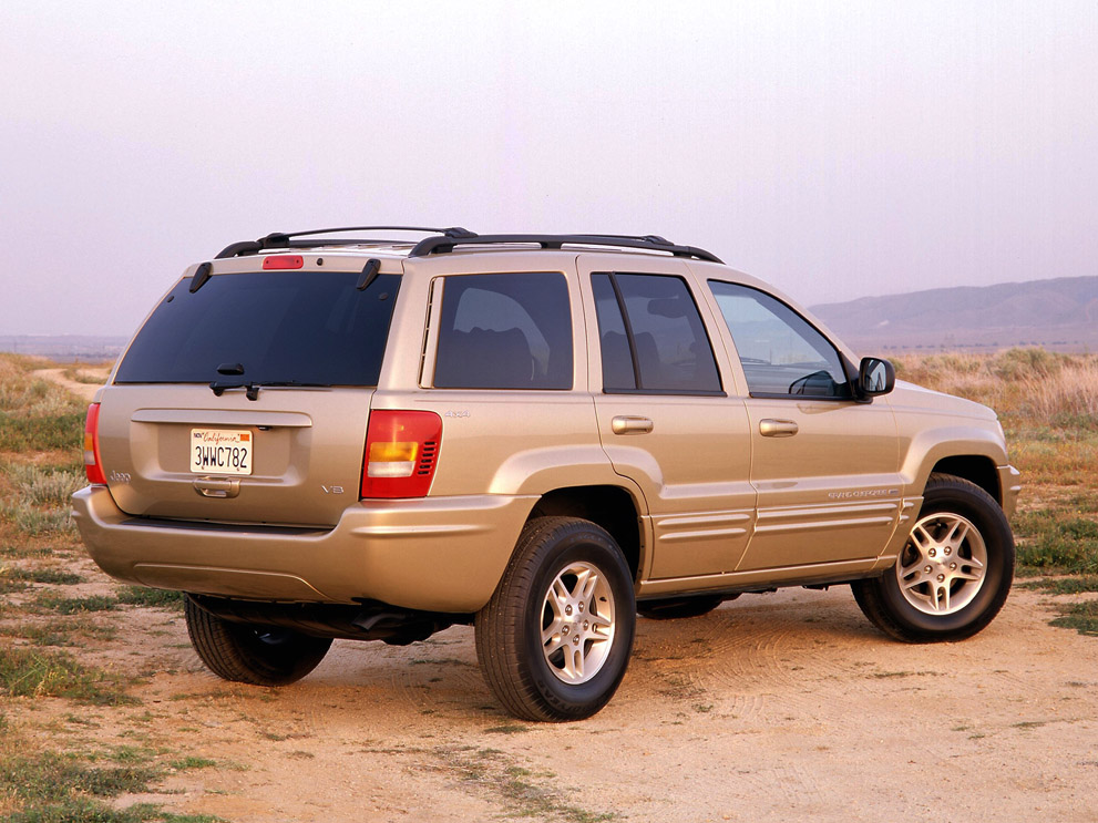 1999 Jeep Grand Cherokee  Wj
