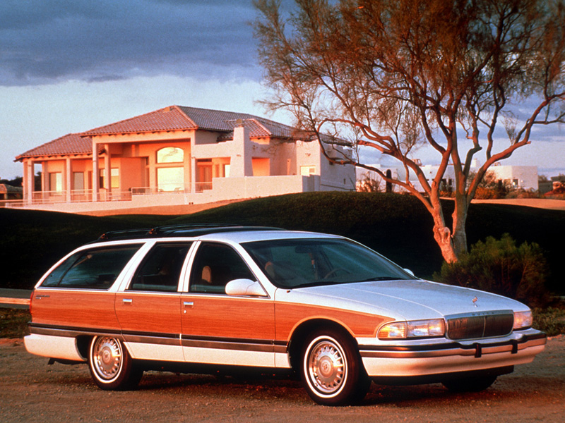 1991 1996 buick roadmaster usautohistory. Black Bedroom Furniture Sets. Home Design Ideas