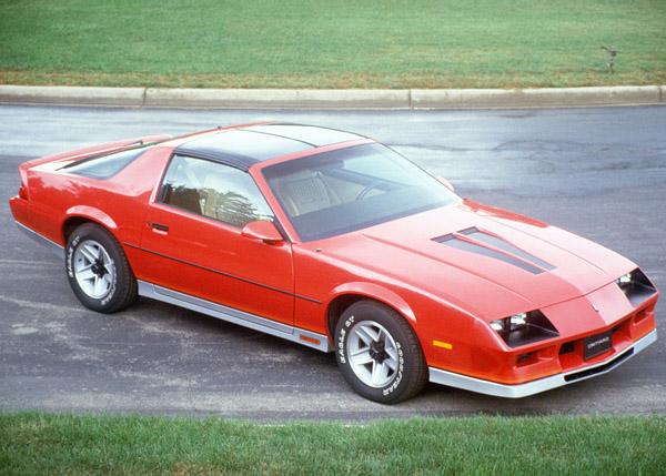 19821983 Chevrolet Camaro  usautohistory