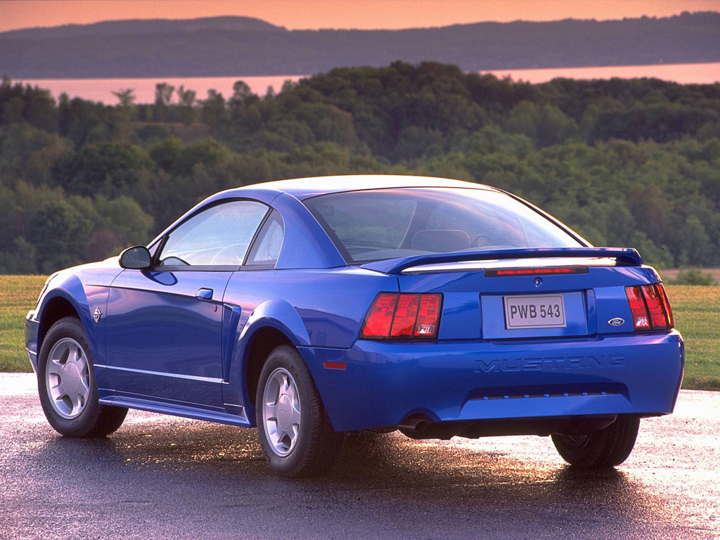 Ford ford mustang 99 : 1999 Ford Mustang. | usautohistory