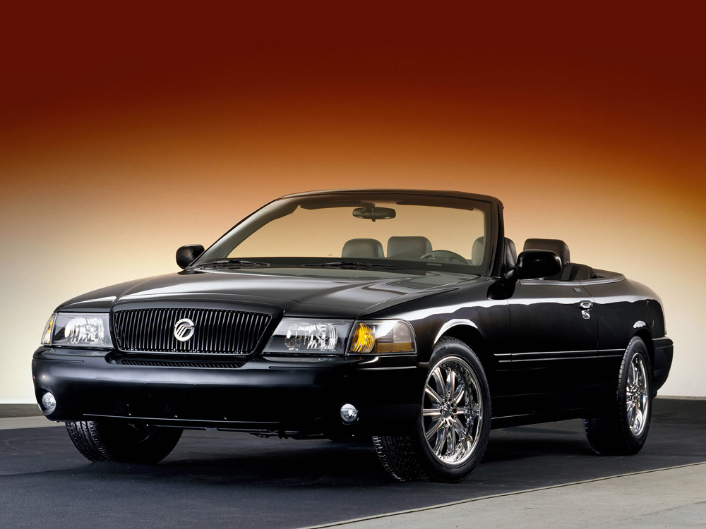 Z Rated Tires >> 2003-2004 Mercury Marauder. | usautohistory