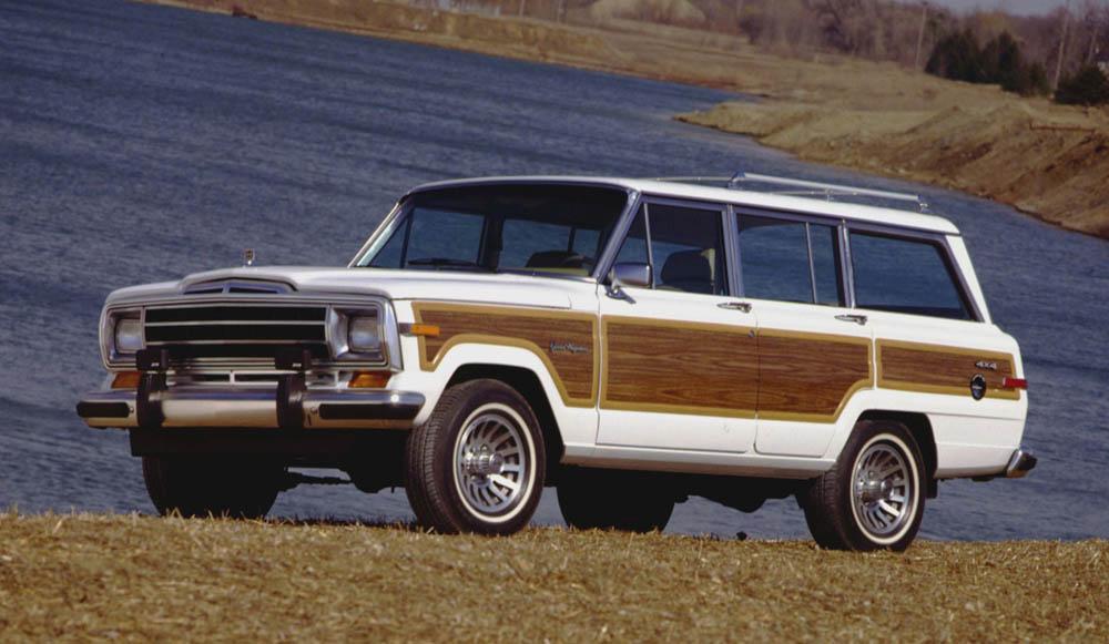 1985 1991 jeep grand wagoneer usautohistory. Black Bedroom Furniture Sets. Home Design Ideas