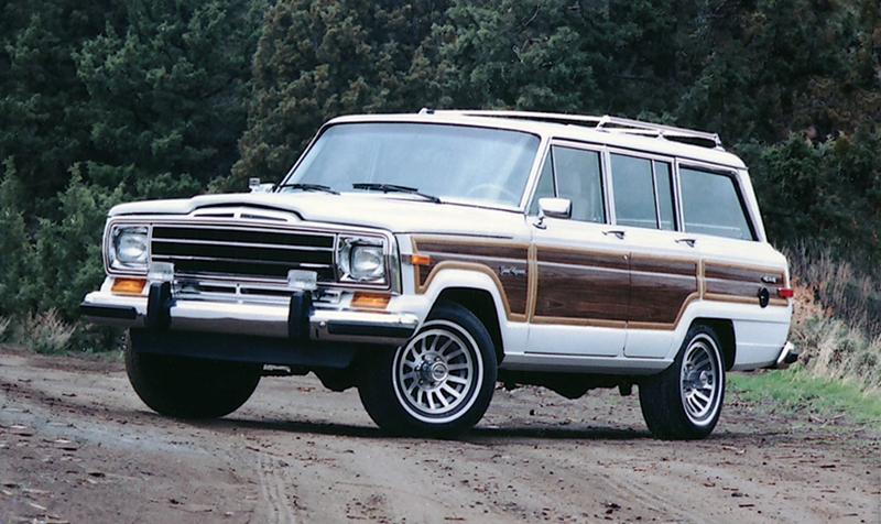 1985 1991 jeep grand wagoneer usautohistory. Black Bedroom Furniture Sets. Home Design Ideas