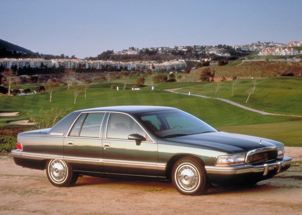 1991 1992 buick roadmaster usautohistory. Cars Review. Best American Auto & Cars Review