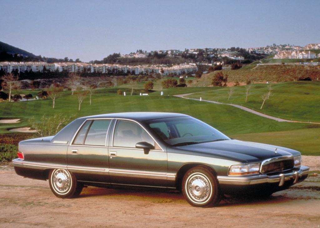 1992 Buick Roadmaster >> 1991 1992 Buick Roadmaster Usautohistory